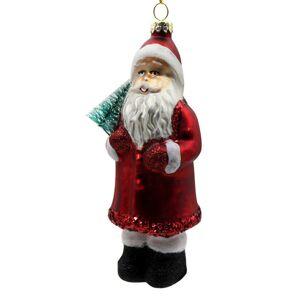 Baňka Na Vánoční Stromeček Santa