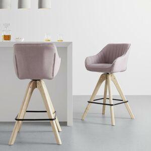 Barová Židle Leonie Otočný Sedák