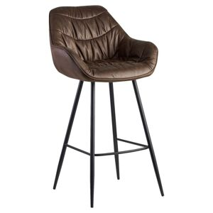 Barová Židle Wohnling Hnědá