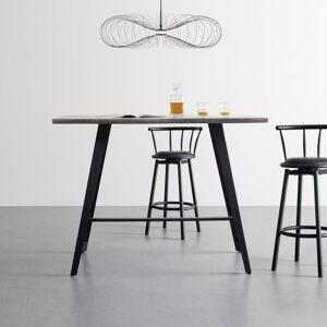 Barový Stůl Nani Dekor Beton 140x70 Cm