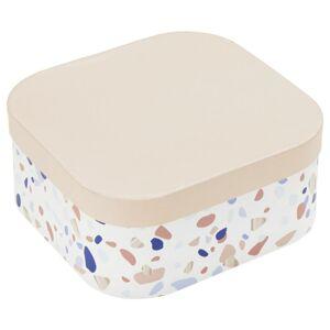 Box Mit Deckel Terrazzo