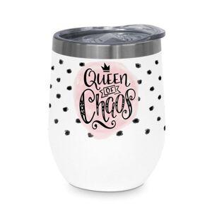 Cestovní Hrnek Na Kávu Queen Of Chaos