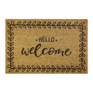 Dveřní Rohožka Hello-Welcome, 40/60cm