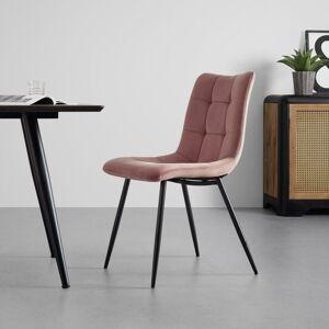Elegantní Židle Suri Růžová