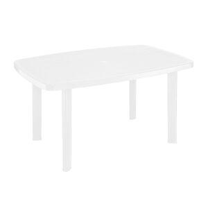 ProGarden FARO stůl - bílý