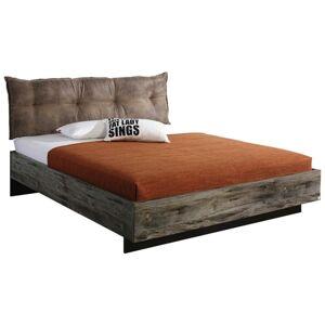 Futonová postel Timberstyle