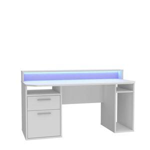 Herní stůl Tezaur Bílá 160cm