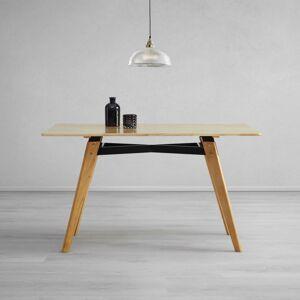 Jídelní Stůl Piet Pravé Dřevo 135x80 Cm