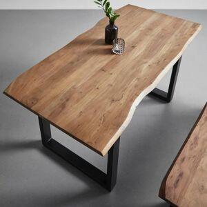 Jídelní Stůl Z Masivu Malmo