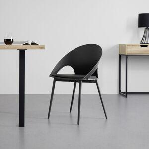 Jídelní Židle Dori Černá