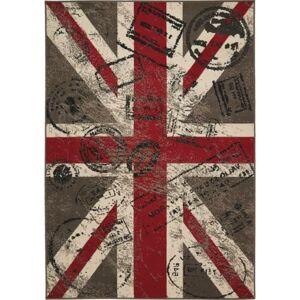 koberec Tkaný uk Flagge