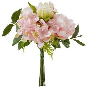 květina umělá Pfingstrose