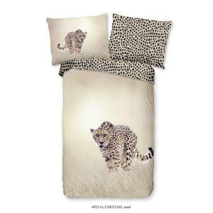 Luxusní Povlečení Z Bavlny Cheetah Ca. 140x200cm