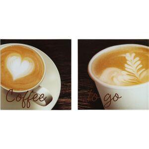Obraz skleněný I Like Coffee