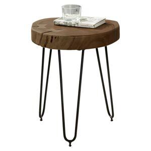 Odkladací stolek Bagli Ze Dřeva sheesham