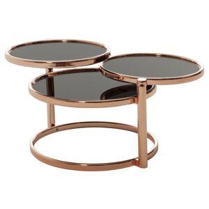 Odkládací stolek susi Mědený