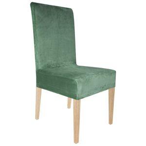Povlak Na Židli Henry, 40/65/45cm, Zelená