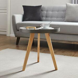 Přístavní stolek Jill P: 50cm