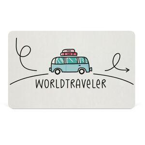Prkénko na krájení Worldtraveler