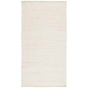 Ručně Tkaný koberec Carmen 2, 80/150cm, Béžová