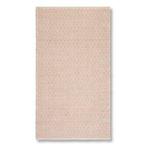Ručně Tkaný koberec Carola 1, 60/120cm, Růžová