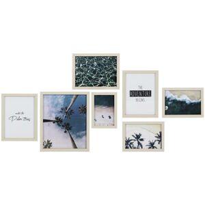 Sada Rámečků Pieces, 7dílná