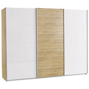 skříň s posuvnými dveřmi Leoben