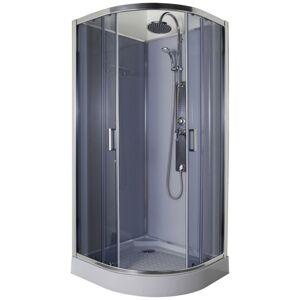 Sprchový Kout S Armaturou Samba 90cm