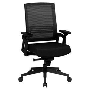 Židle K Psacímu Stolu Apollo A2 Černá