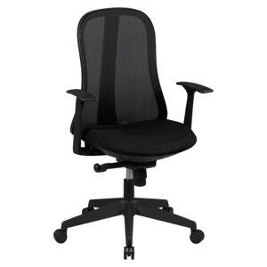 Židle K Psacímu Stolu Style Černá